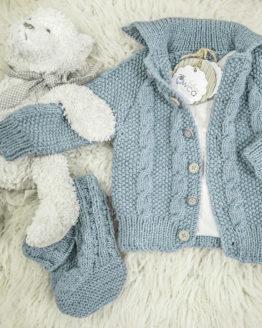 Sweterki z wełny Merynos