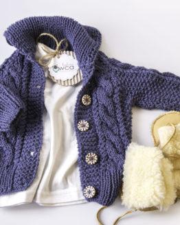 Sweterki z Akrylu